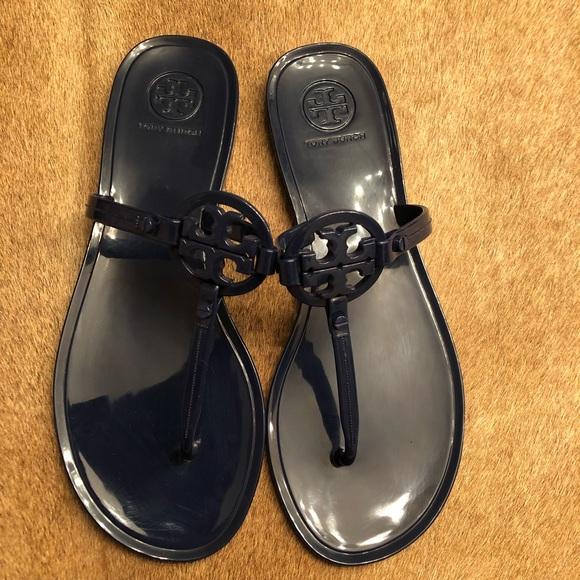 ec02e693d0f928 Tory Burch Mini Miller Jelly Thong Sandal. M 5c4167da61974512a5edd169.  Other Shoes ...